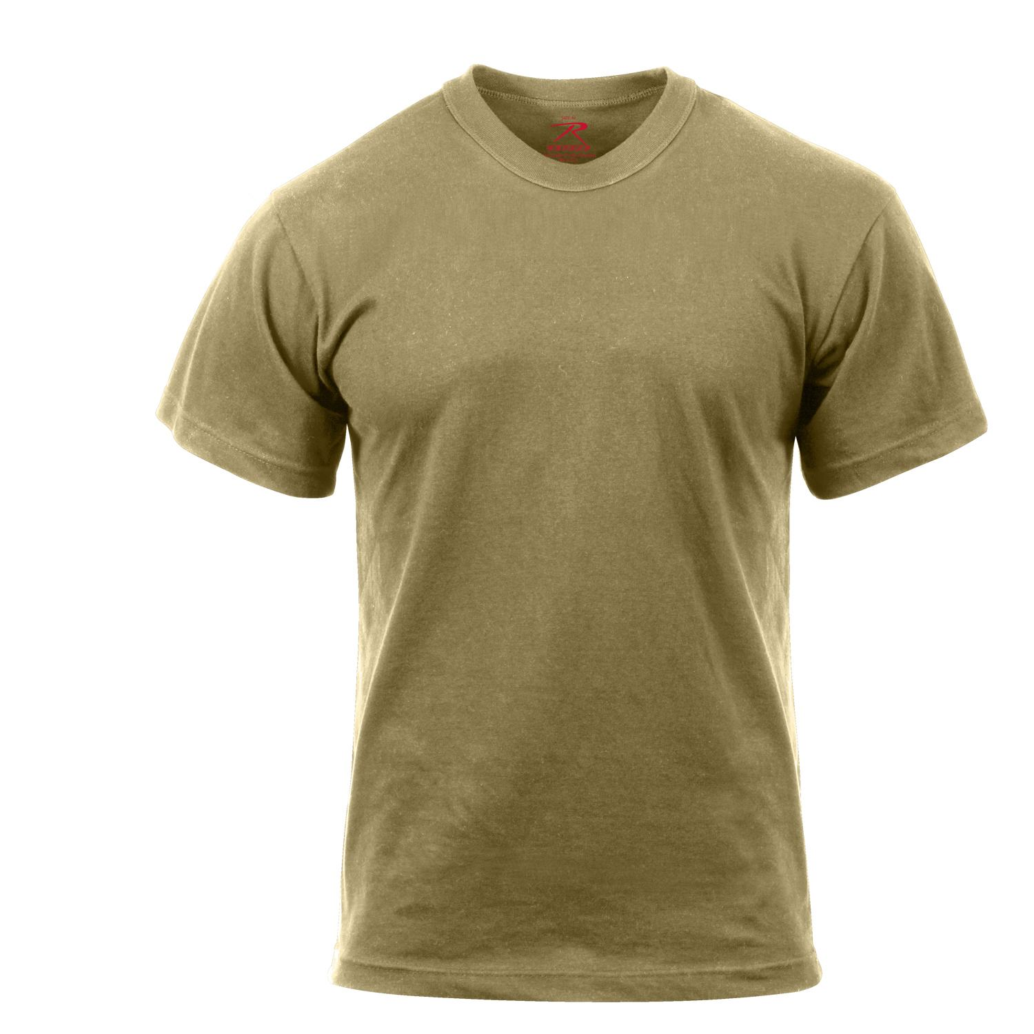 where to find the army coyote brown t shirts