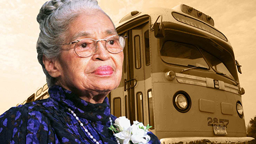 Rosa Parks day is celebrated on her birthday in some states.