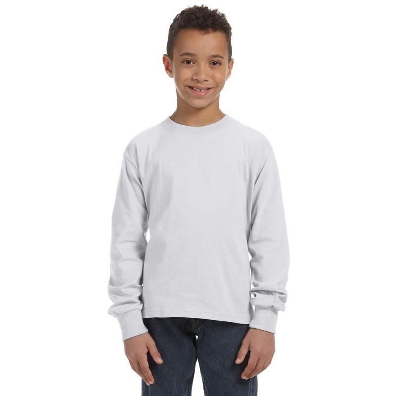 Youth Custom T Shirt Design Your Own Shirt Long Sleeve