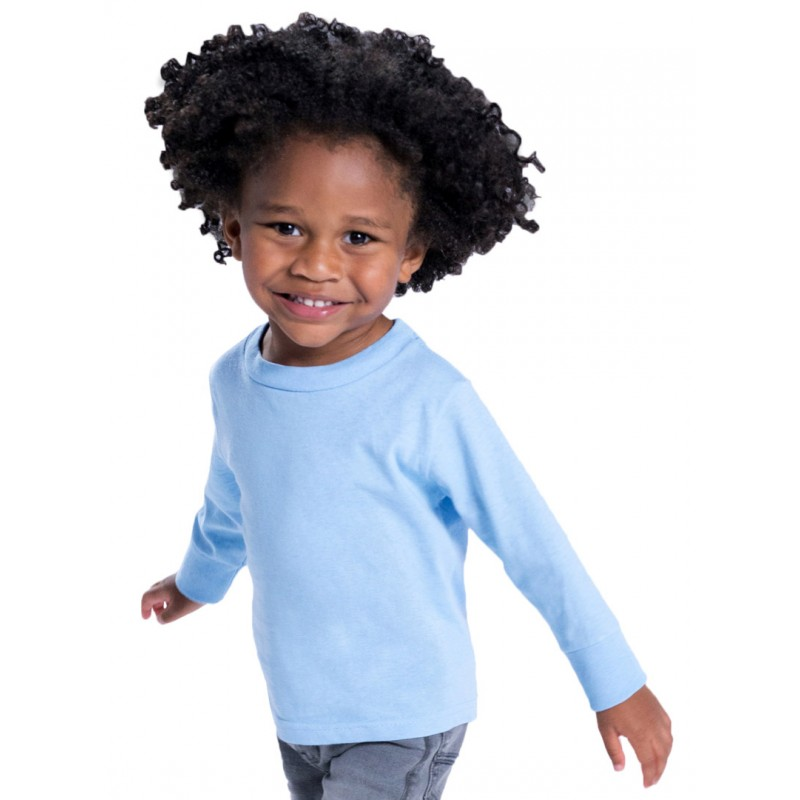 Toddler Custom Long Sleeve T Shirt Uni