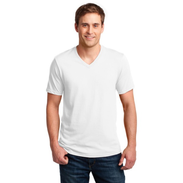 Custom V Neck t-shirt